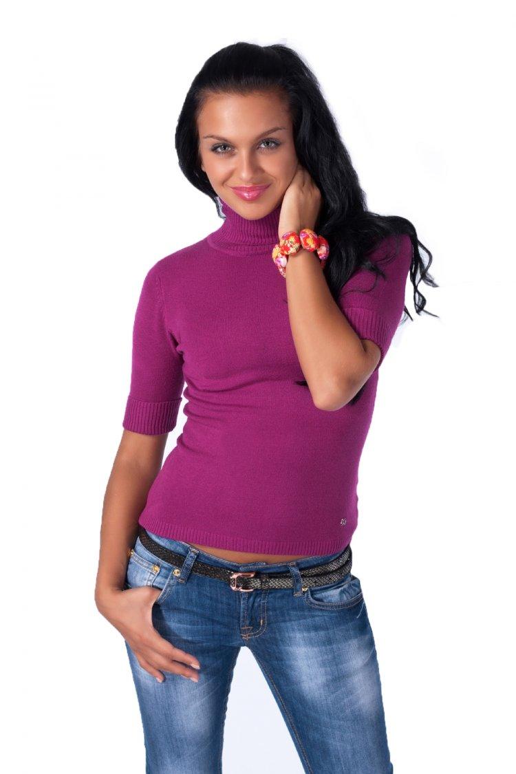 купить модный джемпер женский из шерсти