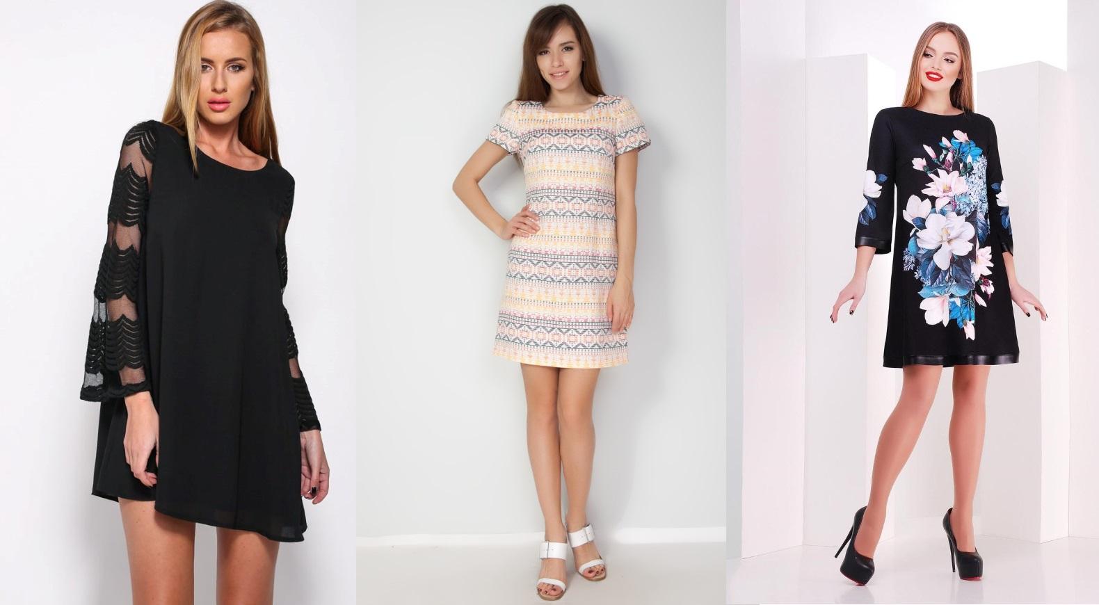 a2c4a0d7f16 Короткое платье имеет преимущество – вопрос «с чем носить» не стоит. С ним  можно комбинировать спортивную обувь и элегантные туфли