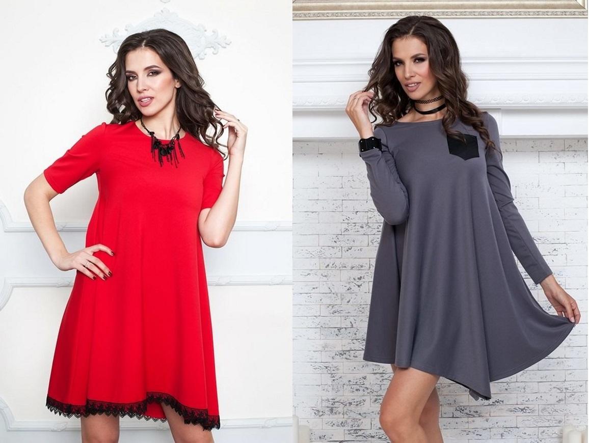 032071f8a902592 Можно выбрать желтое, синее или яркое красное расклешенное платье -  традиционно подобные фасоны шьют из однотонных тканей.