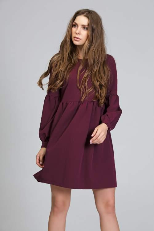4d3fd18ed7e Платье с длинным рукавом купить в Москве в интернет магазине