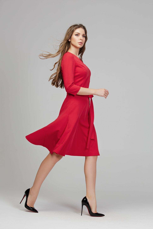8dae2fcc9ae Романтичное платье из ткани гальяно DSP-288-13 купить в интернет ...