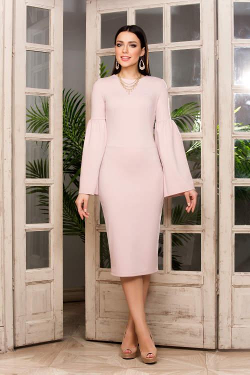 8f726f46c3f Купить розовое платье в интернет магазине Latrendo